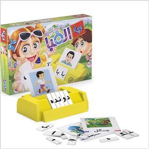 بازی الفبا (ک24)