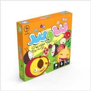 تند تند میوه های خوشمزه (ک24)