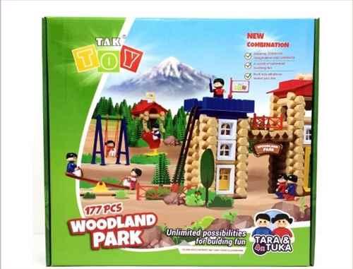 پارک جنگلی 177 قطعه (تک تویز)(ک 12)