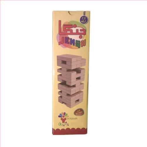 جنگا چوبی بدون شماره پرشین (کودک امروز )(ک20)
