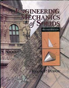 Engineering Mechanics Of Solids (popov) edition 2(صفار) افست