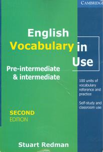 English Vocabulary in Use pre Intermediate & Intermediate