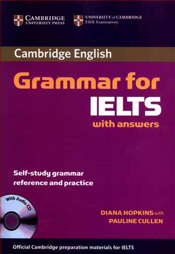 Grammar For Ielts with Answers+ CD