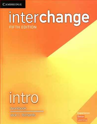 Interchange Intro Work