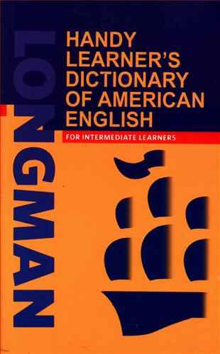 Longman Handy Learners Dictionary of American English (رقعی)